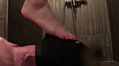 Korea, Korean foot, Cruel, Water, Korean feet, Korean amateur
