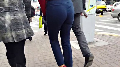 Mature ass, Walk, Walking