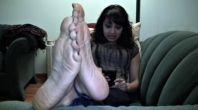 Indian, Feet solo, Solo feet, Phone