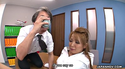 Squirt, Japanese pantyhose, Orgasm, Japanese office, Japanese girl