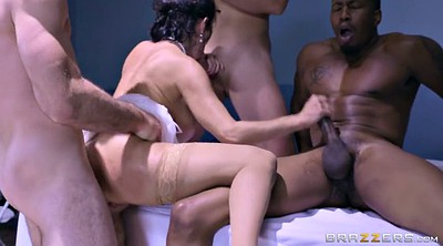 Wedding, Interracial anal, Interracial threesome, Brides, Wed