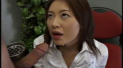 Japanese cum, Asian blowjob