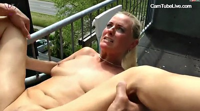 Webcam, Watched, Balcony