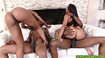 Adriana, Teen big black cock