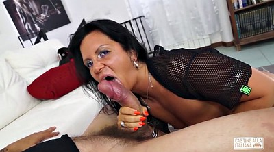 Analized, First anal, Casting, Cast