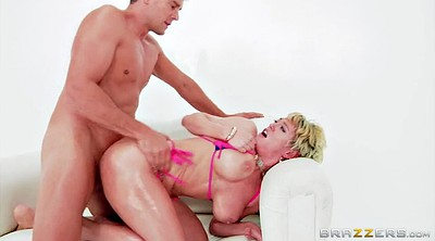 Milf, Dee, Anal mom, Big ass mom, Blonde mom