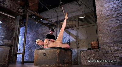 Caning, Caned, Hogtied, Dungeon, Hogtie