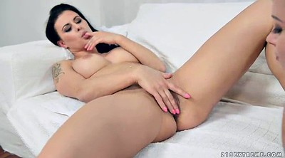 Pussy orgasm, Fisted