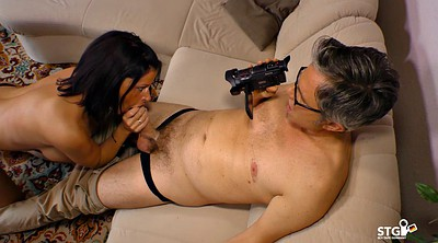 Old and young, Milf blowjob, Mature blowjob