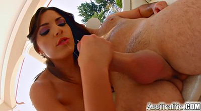 Mouth, Ass to mouth, Girl anal
