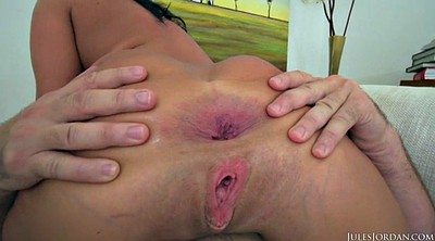 Double anal, Raven, Deep anal toy