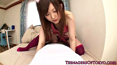 Japanese handjob, Japanese guy, Japanese feet