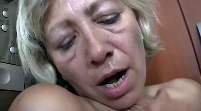 Two matures, Big granny, Mature pussy