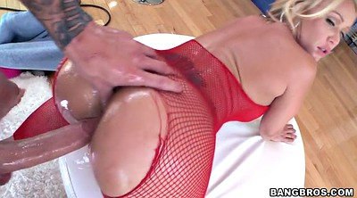 Ass pov, Fishnet oil