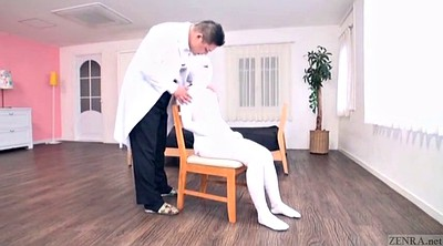 Japanese bdsm, Japanese doctor, Head, Bandage, Bizarre, Woman