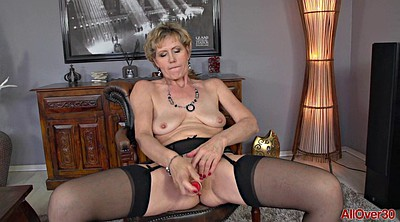 Stockings mature, Solo granny, Mature saggy, Granny solo