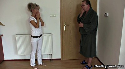 Wife threesome, Old young