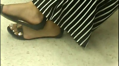 Milf feet, Black foot, Teen foot, Ebony feet, My milf, Candids