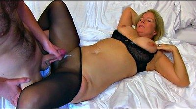 Pantyhose mom, Pantyhose feet, Mom fuck son