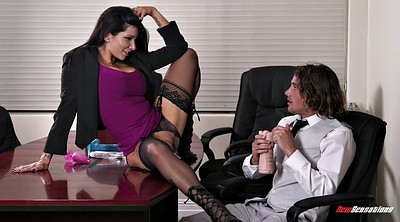 Office lady, Romi rain
