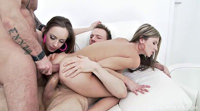Foursome, Anal insertion