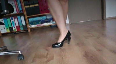 Milf, Nylon foot