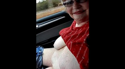 Bbw granny, Granny flashing