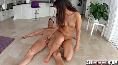 Dripping, Anal creampie