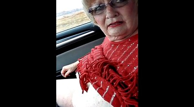 Flash, Granny bbw