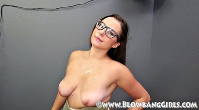 Blowbang, Girls cumming