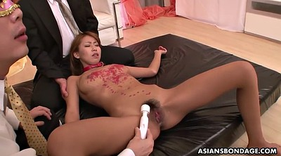Japanese bdsm, Gyno, Hairy orgasm