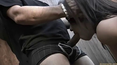 Spanking, Rope, Teen slave, Ropes