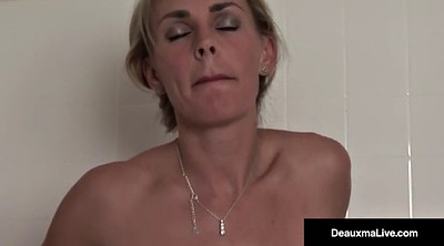 Bath, Tanya tate, Mature masturbation, Bathing
