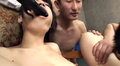 Japanese gangbang, Asian gangbang, Japanese group, Crack, Uehara, Japanese toy