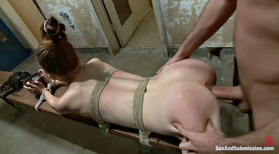 Spank, Tied, Cumshot, Extreme, Gagging, Tied up