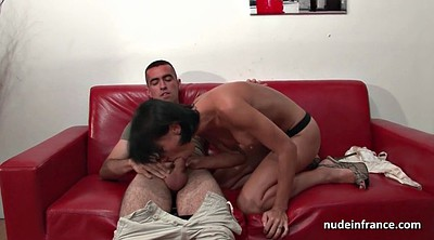 French anal, Casting anal, Anal casting