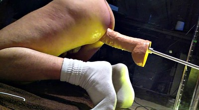 Huge toys, Gay fisting, Dildo fisting