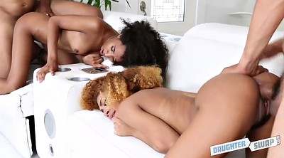 Pussy, Twins, Twin, Wood