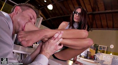 Foot worship, Feet worship, Janice griffith, Janice