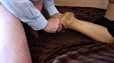 Nylon feet, Nylon foot, X video