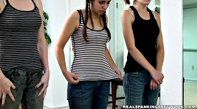 Spanking, School girls, School girl, Paddle, Spanking girl, Paddled