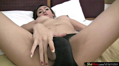 Black hair, Black cock, Shemale smoking, Black tranny, Asian smoking