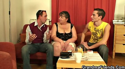 Bbw granny, Fat mature, Old mature, Mature threesome