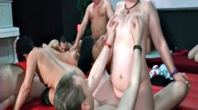 Mature group, Club, Mature swingers, Velvet