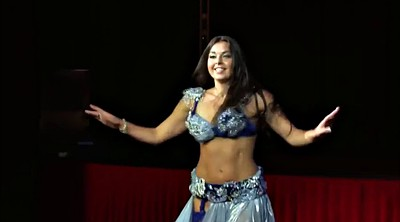 Dance, Part, Belly, Big belly, Belly dance
