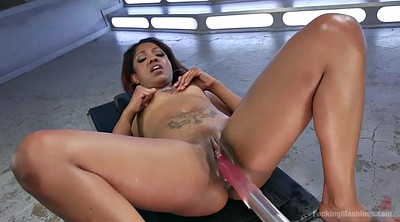 Machine, Squirting, Squirt solo, Orgasm squirt