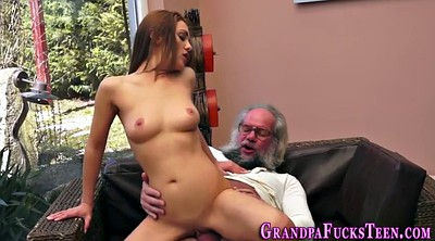Old man, Outdoor, Granny fuck