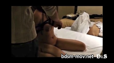 Japanese bdsm, Asian tied