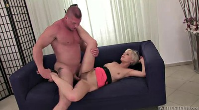 Laura, Hairy fuck, Cowgirl