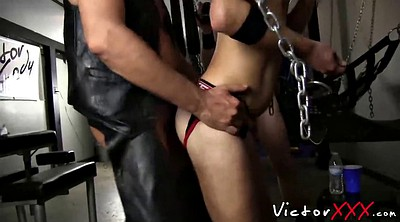 Daddy porn, Leather
